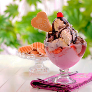 Consumir helados ¿todo el año o solo en verano?