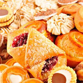 ¡Pastelería fresca versus pastelería congelada!