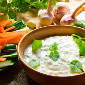 El yogur como ingrediente culinario en el menú de tu bar