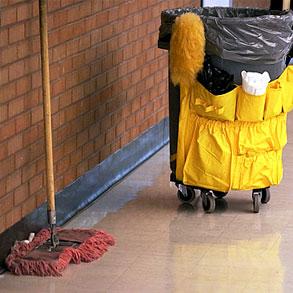 Utensilios de Limpieza para Bares