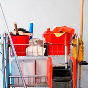 Utensilios de limpieza:  comprar lo mejor para tu negocio