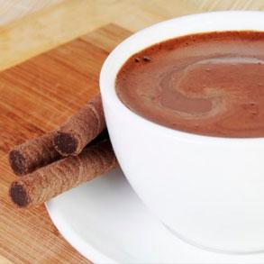 Uso del cacao en polvo en los bares