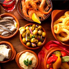 Cambios en la preparación de los platos o en las raciones
