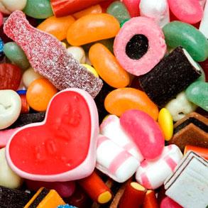 Las golosinas: un dulce producto para atraer más clientes