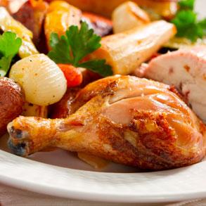 El pollo: versátil y económico para el menú de tu bar