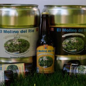 Cerveza Molino del Río