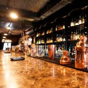 La barra del bar un sitio clave para el xito de tu - Barras de bares ...