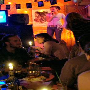 karaoke promocionar bar
