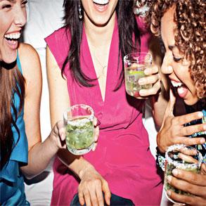 promocionar bar noches de chicas