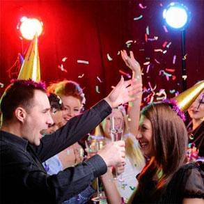Organiza una fiesta de Nochevieja en tu bar