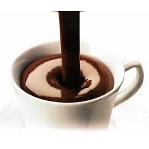 Chocolate a la taza  no solo con churros