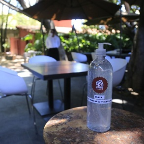 COVID-19 Guía de supervivencia para bares y cafeterías