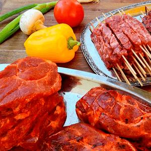 Proveedor carne de ternera