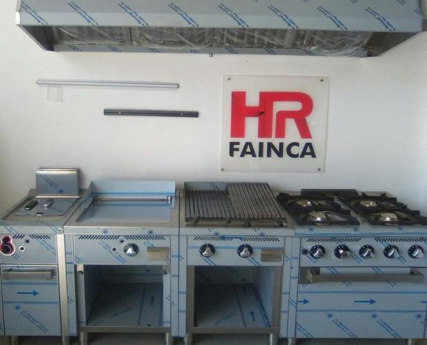 Línea de cocina HR. Línea completa para su cocina. -Marca HR Fainca