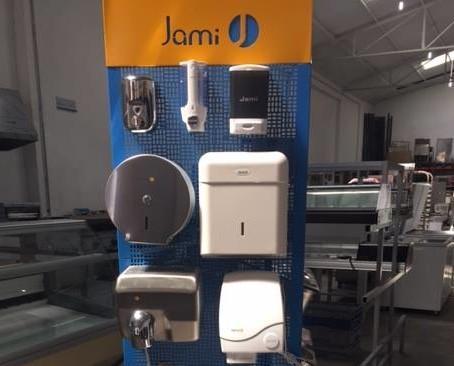 Productos Jami. Ideales para su WC