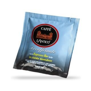 Café descafeinado en monodosis. El mejor sabor del descafeinado