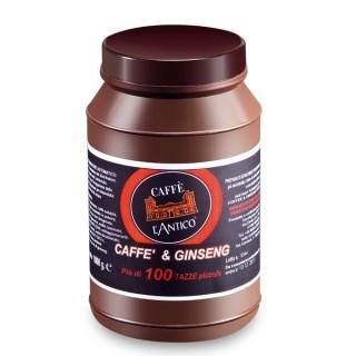 Café soluble con ginseng. Envases de 1 kg