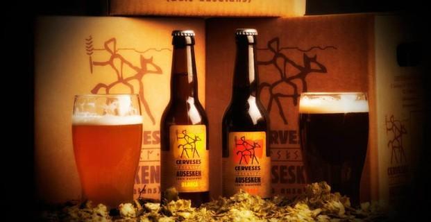 Cerveza Artesanal. Elaborada en forma tradicional