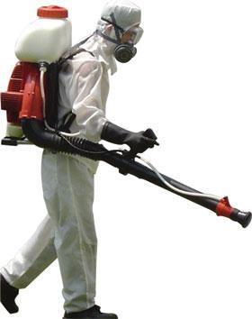 Fumigación. Fumigación y control de todo tipo de plagas