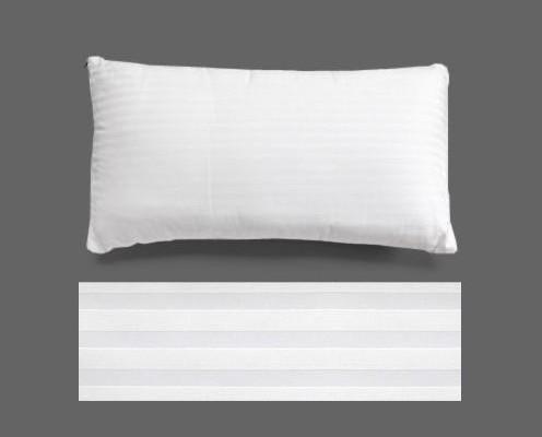 Almohada. Resistente al uso, soporte firme y lavable a máquina