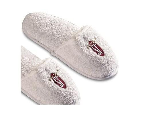 Zapatillas. Fabricamos zapatillas de baño en algodón 100%.
