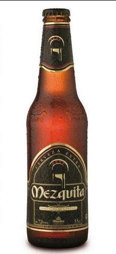 Cerveza Mezquita. Otro de nuestros productos.