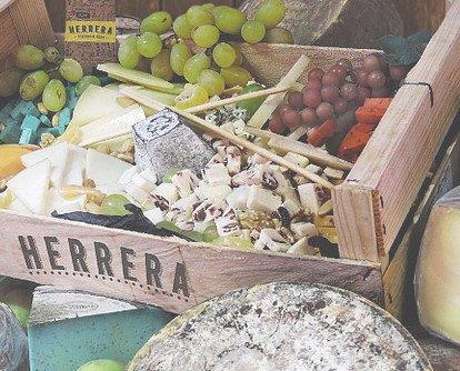 Frutas y quesos. Para todo tipo de eventos