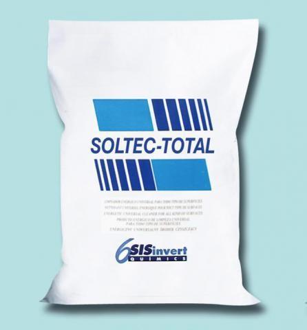 Productos de Lavandería. Detergente Soltec Total
