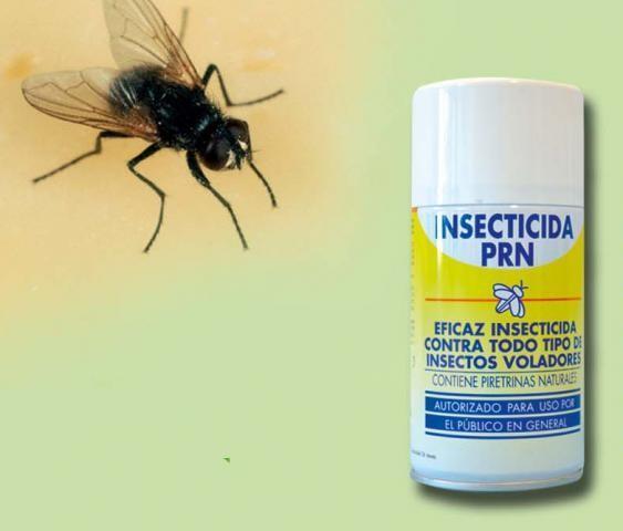 Insecticidas.Insecticida PRN