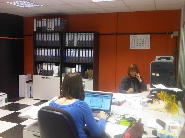 Nuestras oficinas. Nuestro objetivo es acompañar al cliente