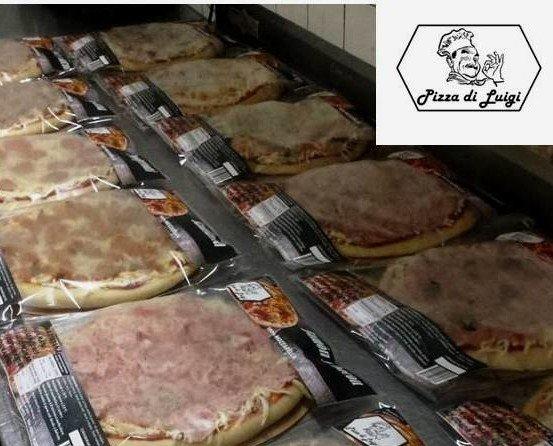 pizzas congeladas. nuestras pizzas congeladas