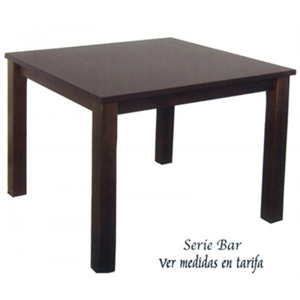 Mesas para hostelería. Mesas de varios diseños y tamaños