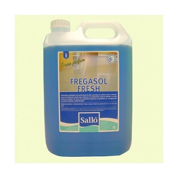 Productos de limpieza. Abrillantadores, detergentes