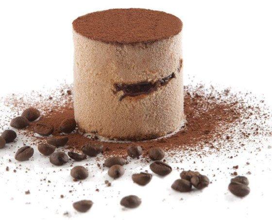 CAPRICCIO de Capuccino, Trufas y Caramelo. Cilindro de puro sabor a Cappuccino