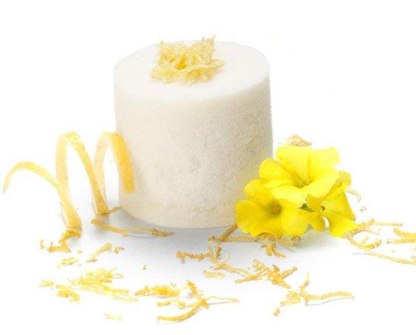 BASIC de Limón. Elaborado con sorbete de helado artesanal de limón.