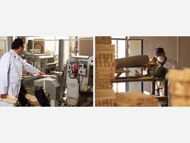 Fábrica de sillas