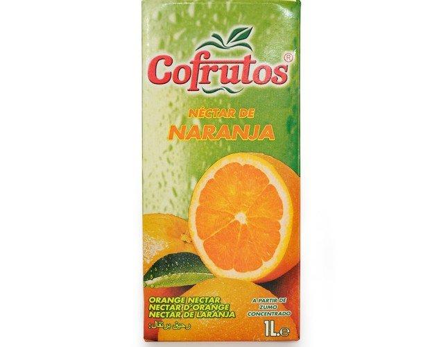 Nectar de Naranja. Rico en vitaminas e ideal para cualquier momento del día