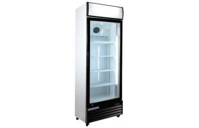 Vitrinas Refrigeradas.Verticales, con puerta de cristal