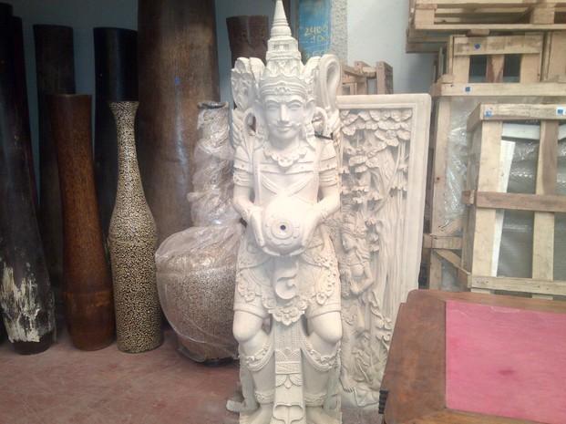 Figuras hindúes. Todo tipo de decoración hindú