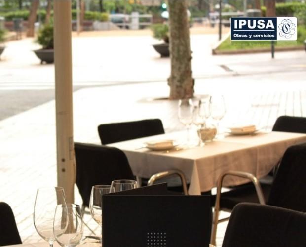 Restaurant. Obras y reformas de todo tipo