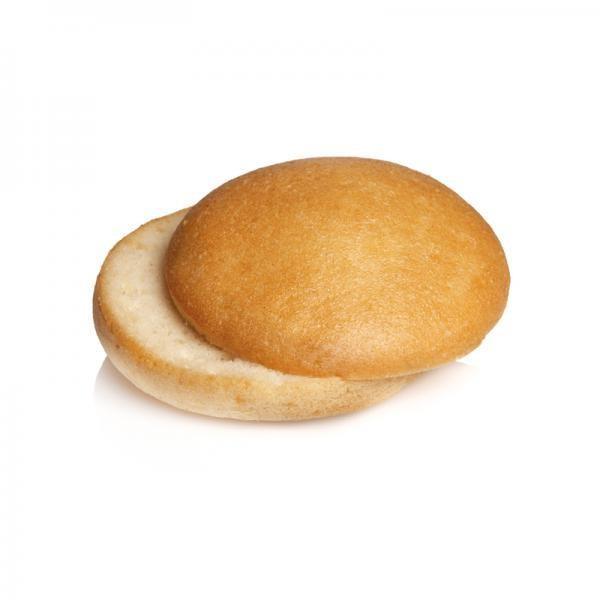 Pan de hamburguesa sin gluten. Especial Sin gluten, 70 gramos