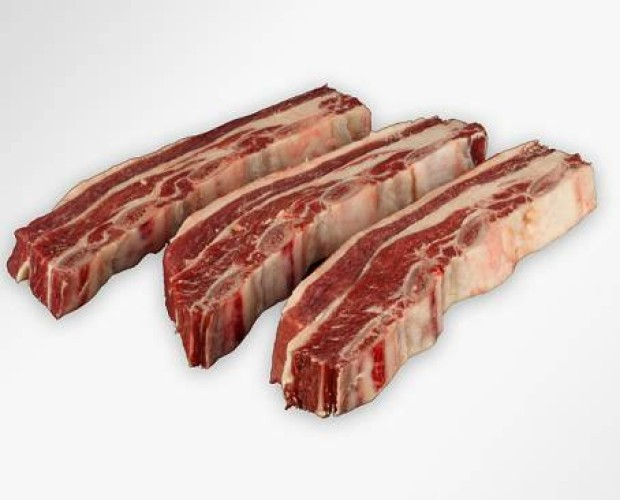 Tiras de Asado. Carne de Ternera