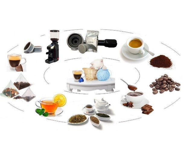 Té e infusiones. Disponemos de una amplia gama de sabores