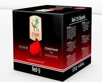 El Dátil Red. Garantizamos el éxito en cada taza de café