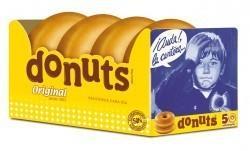 Bollería. Donuts,donuts bombón,donuts cereales