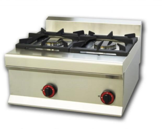 Cocina 2 fuegos. Cocina de 2 fuegos a gas Dosilet