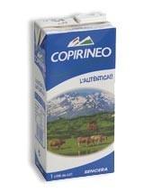 Proveedores de leche. Variedad de leche