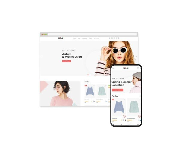 Tiendas on-line. Hacemos diseños web para tu negocio