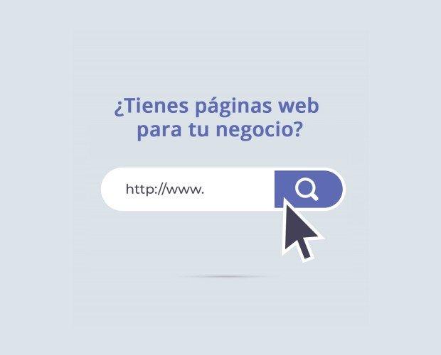Hacemos páginas web. Con la tecnología más moderna