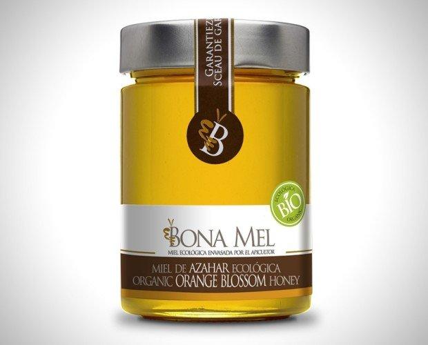 Miel. Miel Ecológica. Miel de azahar